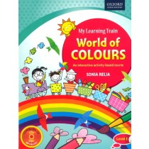 Oxford My Learning Train World of Colours Level I