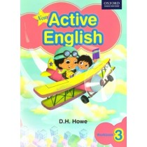 Oxford New Active English Workbook Class 3