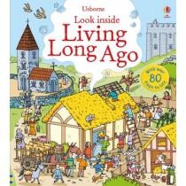 Usborne Look Inside Living Long Ago