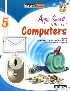 Cordova Apps Smart a book of Computers Class 5