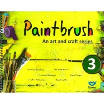 Paintbrush an Art and Craft Series Class 3
