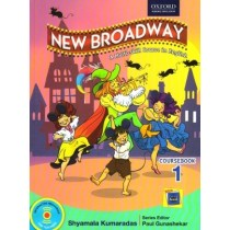 Oxford New Broadway English Coursebook 1