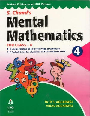S.chand's Mental Mathematics For Class 4