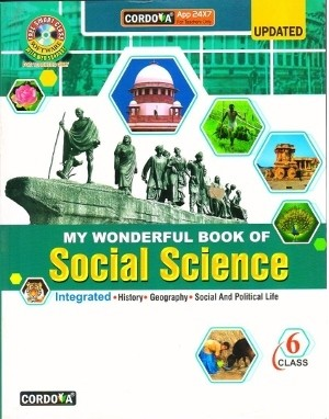 Cordova My Wonderful Book of Social Studies Class 6