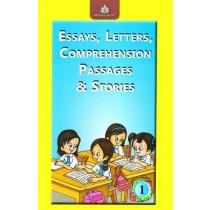 Madhubun Essays, Letters, Comprehension Passages & Stories Book 1