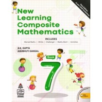 S chand New Learning Composite Mathematics For Class 7