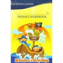 Britannica Early Steps Phonics Workbook For UKG Class