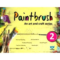 V-Connect Paintbrush an Art and Craft Series Class 2