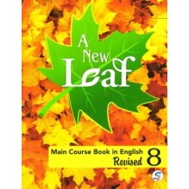 A New Leaf Main Course Book in English Class 8