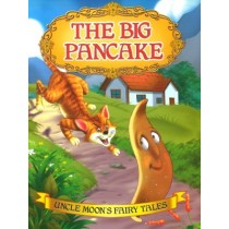 The Big Pancake Uncle Moons Fairy Tales