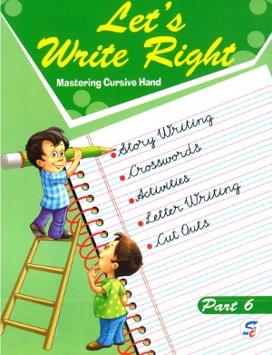 Let's Write Right Part 6