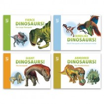 World Book Dinosaurs 4 Volume Set