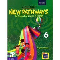 Oxford New Pathways English course book for Class 6