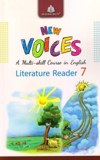 Madhubun New Voices English Literature Reader Class 7