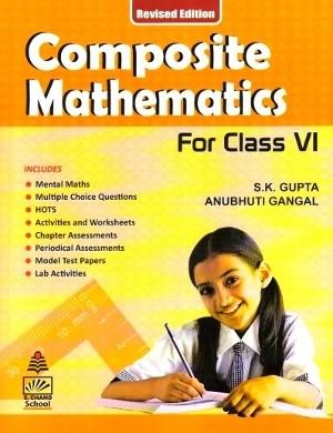 Composite Mathematics For Class 6