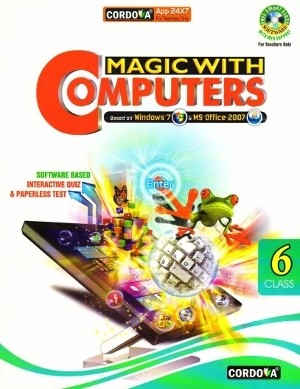 Cordova Magic With Computers Class 6