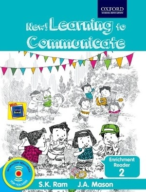 Oxford New Learning To Communicate Enrichment Reader Class 2