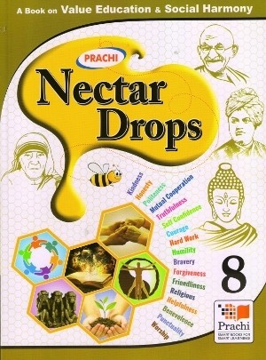 Prachi Nectar Drops For Class 8