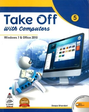 Take off with Computers for Class 5