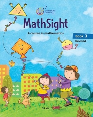 Indiannica Learning MathSight Class 3