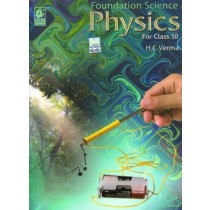 Foundation Science Physics For Class 10 by HC Verma