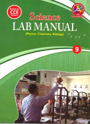 Radison Science Lab Manual Class 9 (With Practical Manual)