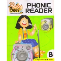 Acevision Busy Bees Phonic Reader Book B