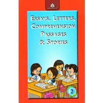 Madhubun Essays, Letters, Comprehension Passages & Stories Book 2