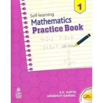 S chand Self Learning Mathematics Practice Book For Class 1