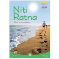 Ratna Sagar Niti Ratna Value Education book Class 4