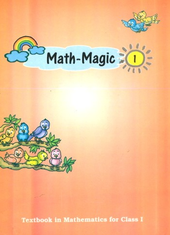 NCERT Math Magic Class 1