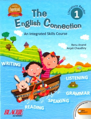 The English Connection Literature Reader Class 1