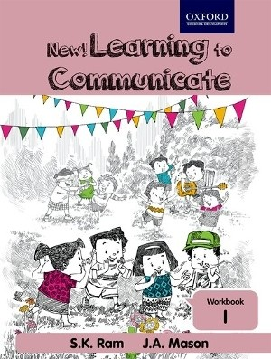 Oxford New Learning To Communicate Workbook Class 1
