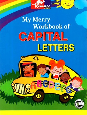 My Merry Workbook of Capital Letters