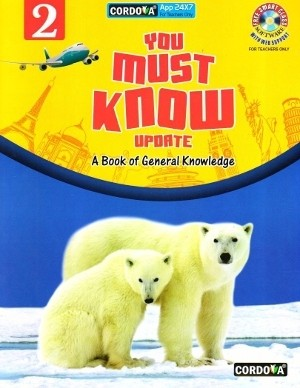 Cordova You Must Know General Knowledge Book 2