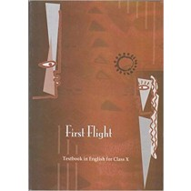NCERT First Flight English Textbook For Class 10
