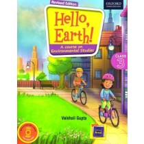 Oxford Hello Earth Environmental Studies Class 3