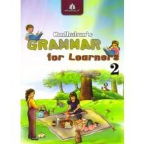Madhubun Grammar for Learners Class 2