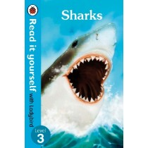 Penguin Read It Yourself With Ladybird Sharks Level 3