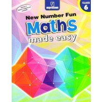 New Number Fun Maths made Easy Class 6