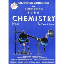 Dalal Objective Workbook For Simplified ICSE Chemistry for Class 10