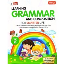 MTG Learning Grammar and Composition For Smarter Life Class 2