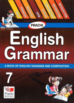 Prachi English Grammar For Class 7
