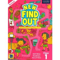 Oxford New Find Out General Knowledge Class 1