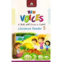 Madhubun New Voices English Literature Reader Class 5