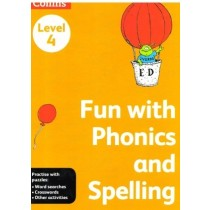 Collins Fun With Phonics and Spelling Level 4