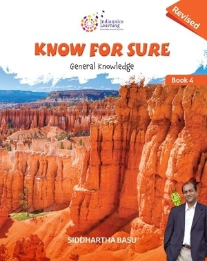 Know For Sure General Knowledge Class 4