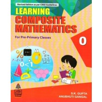 S chand Learning Composite Mathematics for Pre-Primary Classes