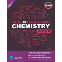 Pearson IIT Foundation Series Chemistry Class 9