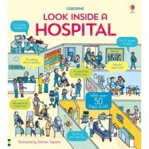 Usborne Look Inside a Hospital